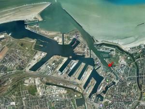 Dunkerque østre havn
