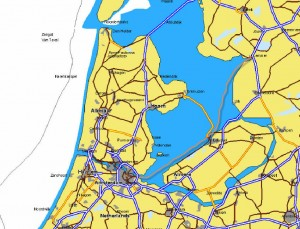 Amsterdam - Lemmer