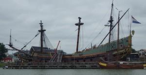 Nederland har en lang sjøfartshistorie