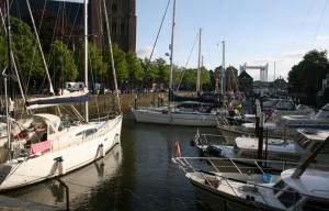Trang havn i Dordrecht
