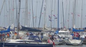 2 ARC-flagg i Anholt havn