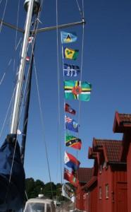 Alle de Caribiske øyene jeg besøkte (mangler Anguilla)