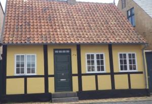 Ingen tvil om at dette er fra en dansk småby