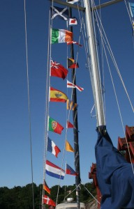 Europeiske gjesteflagg